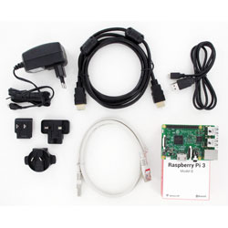 STARTER KIT RASPBERRY PI3