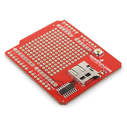 SPARKFUN SHIELD MICRO SD