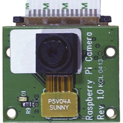 RASPBERRY MODULE CAMERA VIDEO HD