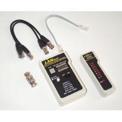 Testeurs de cables et cordons holdelec elecdif pro - Testeur cable rj45 ...
