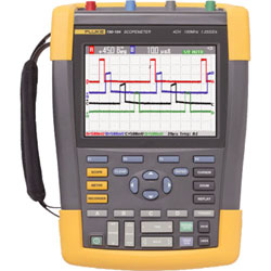 FLUKE 190-104 OSCILLOSCOPE PORTABLE