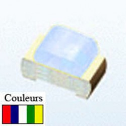 LED CMS BLANCHE FORMAT 0603