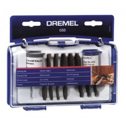 DREMEL KIT DE DECOUPE