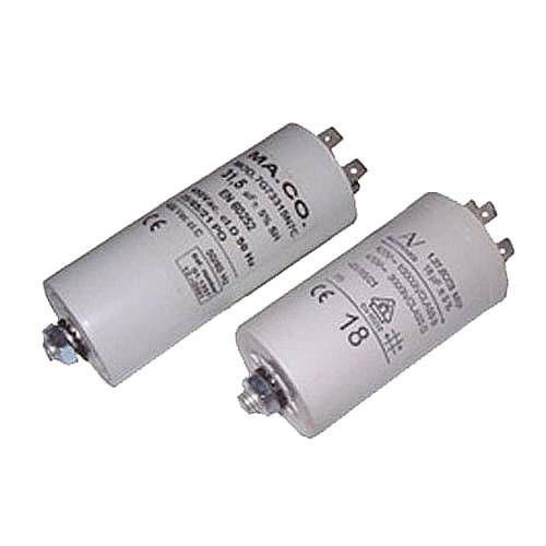Condensateur demarrage cosses 450v 25mf holdelec elecdif pro - Condensateur volet roulant ...