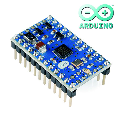 Arduino a carte mini version holdelec elecdif pro