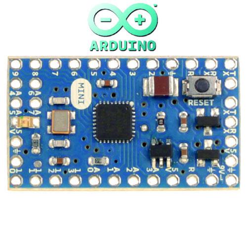 Arduino a carte mini v light holdelec